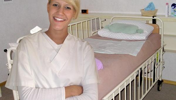 List pielęgniarki pokazuje, na czym tak naprawdę polega praca z ludźmi......
