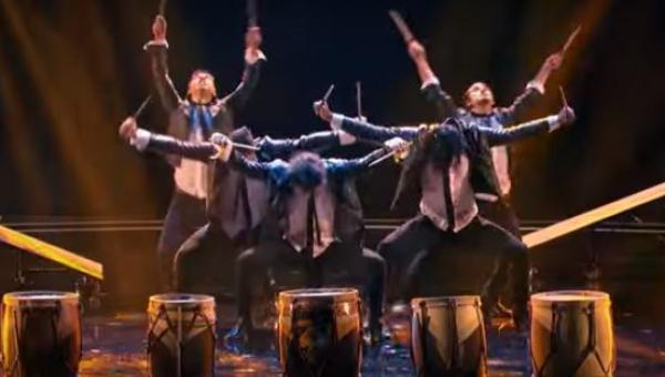 Takiego występu tanecznego w Mam Talent jeszcze nie było. Co za ruchy!