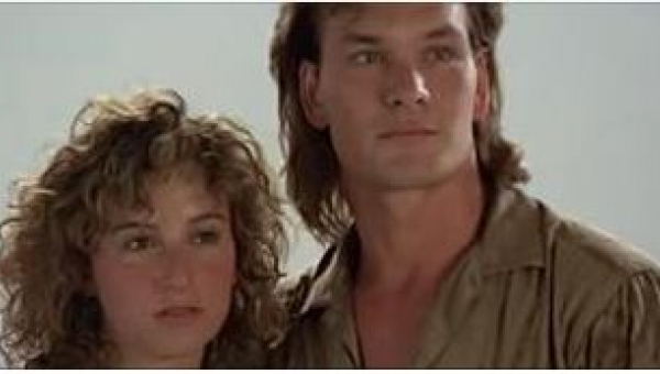 Jeśli kochacie film Dirty Dancing, koniecznie musicie zobaczyć nagranie,...