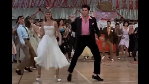 Człowiek, który zmontował te popularne sceny tańca z kultowych filmów w jeden...