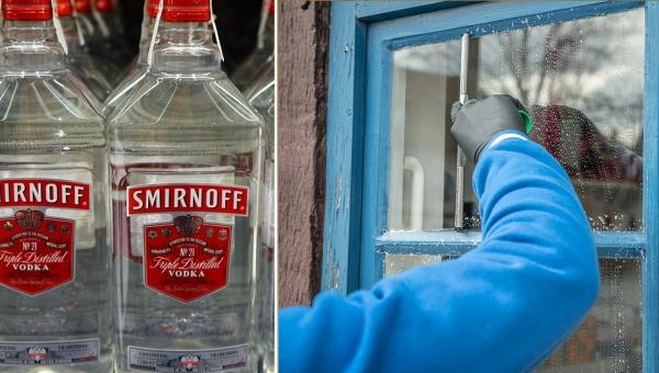 Każdy wie, że wódkę można pić, ale niewiele osób wie, że może ona również...