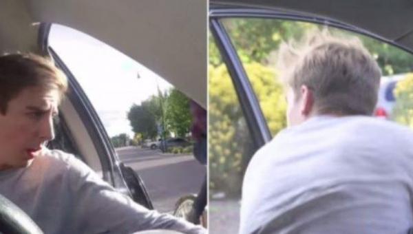 Po przeczytaniu tego artykułu już nigdy nie otworzycie drzwi samochodowych...
