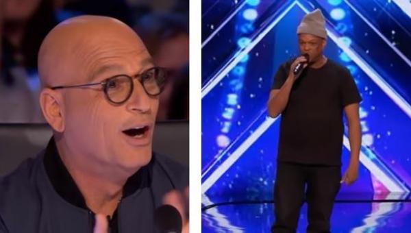Kiedy mężczyzna w czapce wyszedł na scenę nikt nie spodziewał się, że jego...