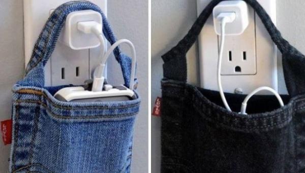 20 super kreatywnych sposobów na przerobienie starych jeansów na nowe cudeńka!