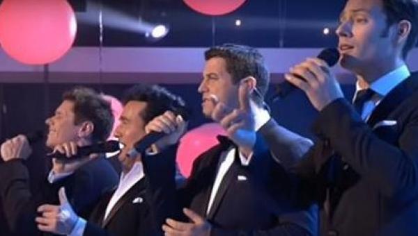 To, w jaki sposób tych 4 mężczyzn zaśpiewało piosenkę Whitney Houston...