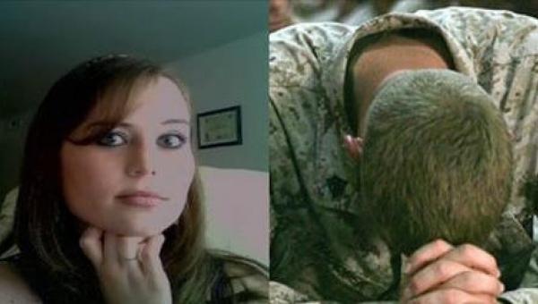 Żona zauważyła, że mąż płacze, ściskając w rękach list. Kiedy go przeczytała,...