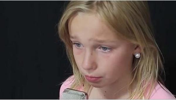 11-latka sama napisała piosenkę. Już po 7 sekundach zrozumiałam, dlaczego...
