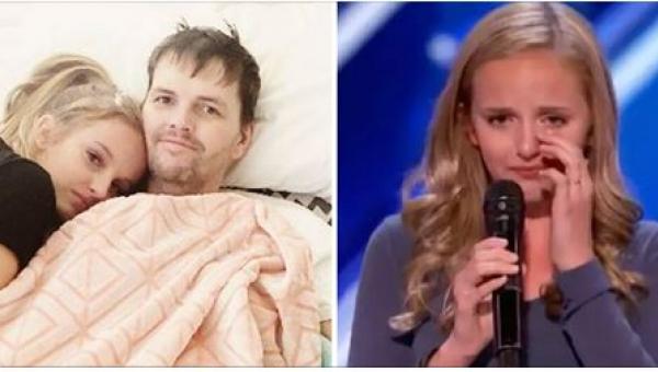 To, jak ta 13-latka zaśpiewała dla umierającego ojca, porusza do łez.