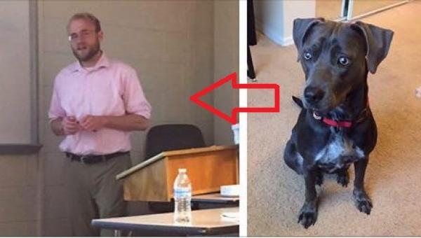 Studentka zapytała, czy może zabrać swojego psa na zajęcia, bo nie chciała...