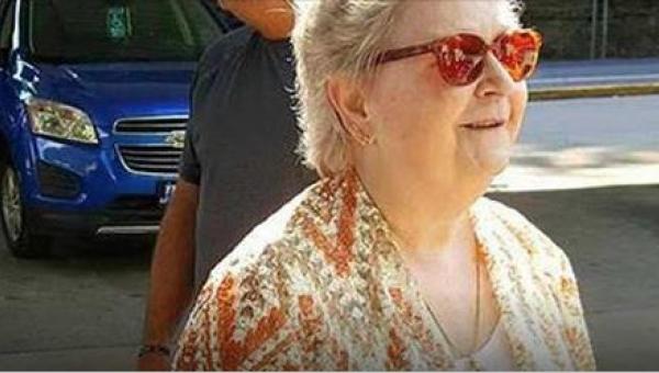 Niewidoma kobieta zbliża się do motocyklistów. To, o co ich poprosiła,...
