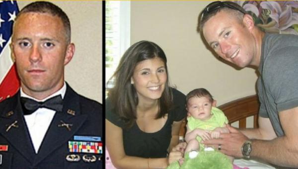 Jej mąż został zabity w Afganistanie. Gdy otwiera jego laptop, znajduje w nim...