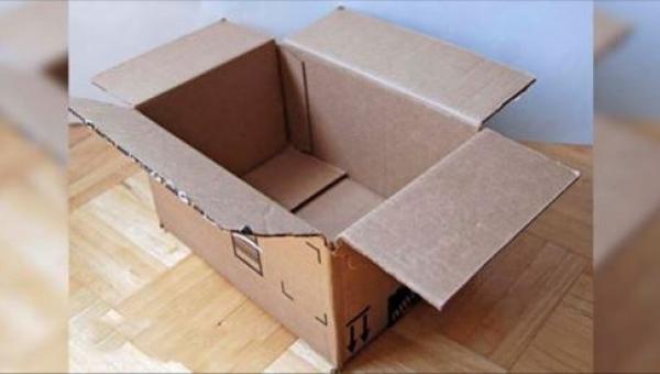 Jak zamienić karton w coś co każdy z nas chciałby mieć w swojej łazience