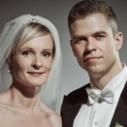 Piękne zdjęcie ślubne, jednak wystarczy że zobaczysz całość a będziesz w szoku