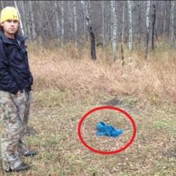 Myśliwy podczas polowania natrafił na dziwne pudełko w lesie. Nie zgadniesz co b