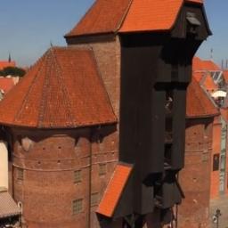 Postanowili nakręcić Gdańsk z lotu ptaka, oto efekt