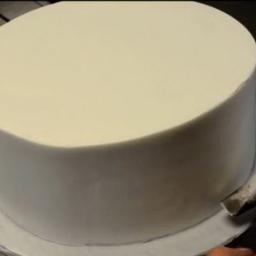 Wziął zwykły tort i zaczął go dekorować, gdy skończył? Opadła mi szczęka
