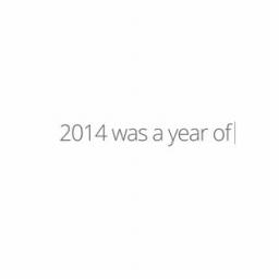 Gdy obejrzałem skrót wydarzeń z 2014 roku byłem w całkowitym szoku