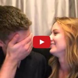 Ta żona wie jak zaskoczyć męża. Zapamiętają tę chwilę na zawsze!