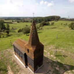 Wyobraź sobie, że wchodzisz do kościoła, a on... znika. W Belgii jest to możliwe