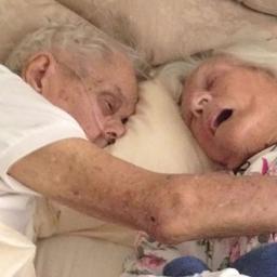 Byli małżeństwem przez 75 lat. I po tylu latach mieli tylko jedno marzenie, któr