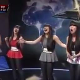 Występ tych dziewczyn zachwycił jury! A już całkiem byli zdumieni, gdy okazało s