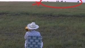 Farmer usiadł i zaczął grać koncert dla krów. To co stało się potem jest niezwyk