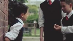 Wzruszająca i inspirująca historia chłopca któremu dokuczano w szkole
