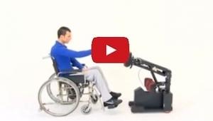 Oto urządzenie dzięki, któremu wózek inwalidzki może przejść do historii