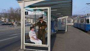 Przyszedłem na przystanek autobusowy, a obok była torturowana kobieta