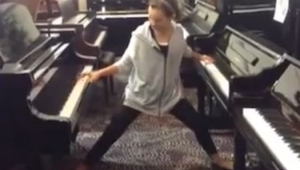 Ta dwunastolatka weszła do sklepu z instrumentami, tam zrobiła coś czego nikt si