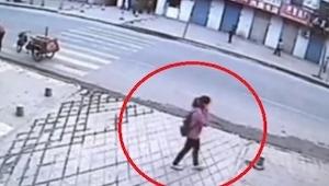 Dziewczynka podczas drogi do szkoły nagle zniknęła, to co się stało jest przeraż
