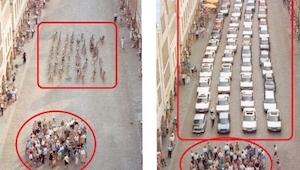 Ta fotografia od ponad 20 lat sprawia że samochody wyglądają głupio