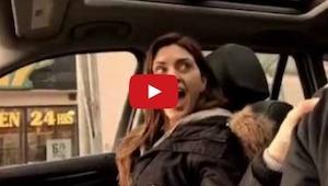 Mąż potajemnie nagrał żonę w samochodzie. Co się stało? Nie mogę przestać się śm