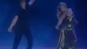 23 lat temu Patrick Swayze zatańczył razem z żoną i wzruszył do łez miliony ludz