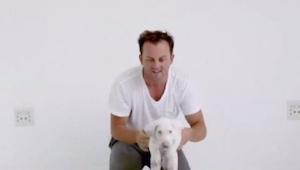 Ten mężczyzna chce mieć pamiątkę po swoim ukochanym psie. Tak powstał Projekt Pe
