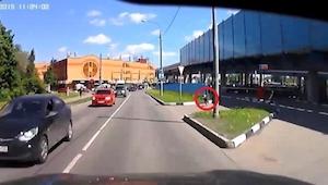 Uważasz, że ograniczenia prędkości są bez sensu? To zobacz nagranie.