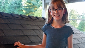 Ta 5-letnia dziewczynka kupowała bezdomnemu kanapkę. Cztery lata później? Brak m