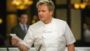 Gordon Ramsay dostał pytanie od młodego kucharza, odpowiedź była niezwykła