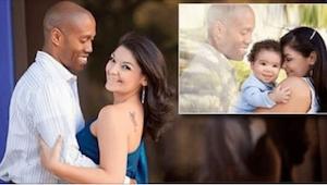 Jej mąż zmarł przed narodzinami ich dziecka, a mimo to mają wspólne zdjęcie z sy