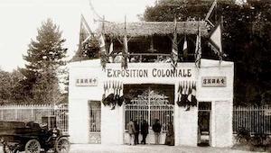 Przerażające ludzkie zoo, które cieszyło się niebywałą sławą w Paryżu. To strasz
