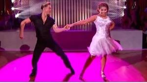Para tancerzy zdumiała jury wykonaniem TEGO show! Zobaczcie, co się dzieje w 1:1