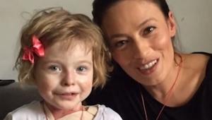 Znana aktorka postanowiła odwiedzić trzy rodziny, to co stało się potem jest pię