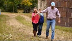 Samotny ojciec zaskoczył swoją córeczkę w najpiękniejszy z możliwych sposobów!