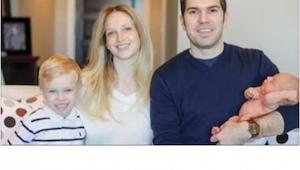 Kiedy zostawili swojego synka w żłobku, nie sądzili, że widzą go po raz ostatni.