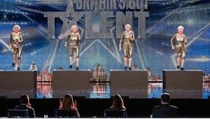 Gdy zobaczysz, co cztery starsze kobiety zrobiły w brytyjskim Mam Talent, padnie