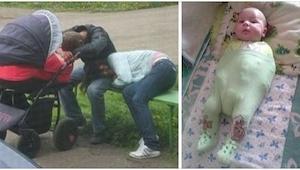 Co to znaczy mieć małe dziecko? Te zdjęcia zastąpią każdy komentarz!