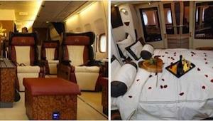 To nie są 5-gwiazdkowe hotele! To najlepsze na świecie miejsca w samolotach!