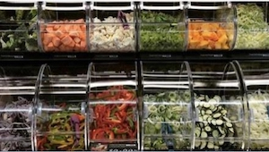 To, w jaki sposób sprzedają warzywa w supermarketach w Nowej Zelandii, jest godn