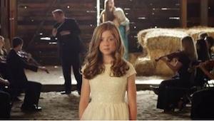 13-letni geniusz, Lexi Walker, śpiewa Ave Maria w sposób, który zachwyca dosłown