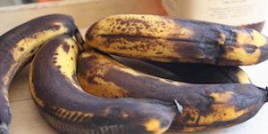 To, co można zrobić z przejrzałych bananów, jest absolutnie pyszne!